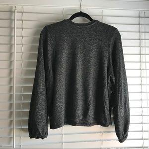 Zara Tops - Zara warm long sleeve top